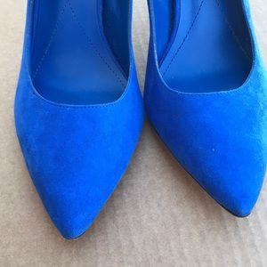 Max Studio Shoes - Max studio women's pumps royal blue size 6